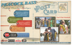 Peacock Bass Package Fishing Trips