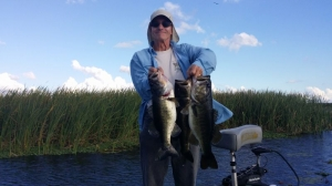 Primarily Fished the North End of Lake Okeechobee