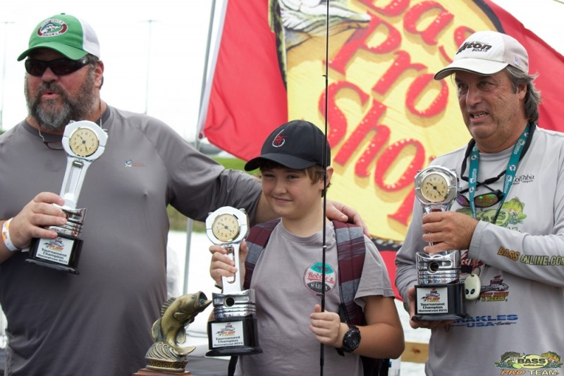 Hot Rods and Reels Fishing Tournament at Homestead Miami Speedway