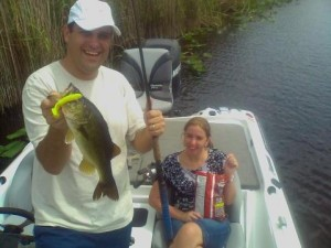 Everglades Fishing Trip  Pictures