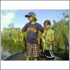 Everglades Fishing Photo