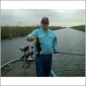 Everglades Fishing in South Florida