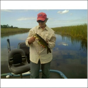 Florida Everglades Fishing Trip
