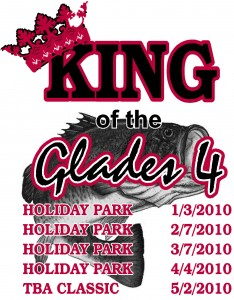 2010 King of te Glades Schedule