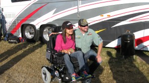 Wheel Chair Resipion with Scott Wimmer