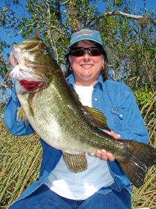Beth's Big Bass Wildcat Lake #2-mod