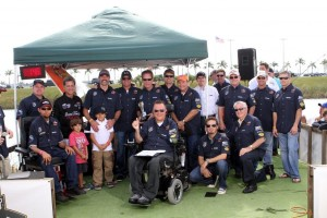 Hot Rods & Reels -Homestead Miami- 18 Nascar Drivers