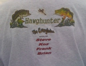 Hawghunter- Customers- T- Shirts.