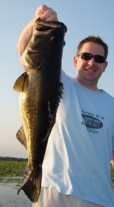 Florida Bass Fishing