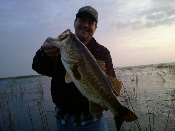 Bass Fishing in South Florida