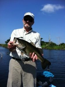 Bass Fishing South Florida