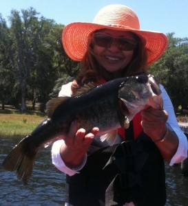 Lake Kerr Bass Fishing