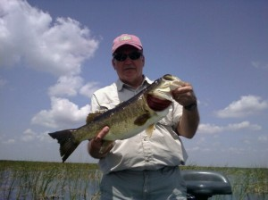 Florida Fishing Lake