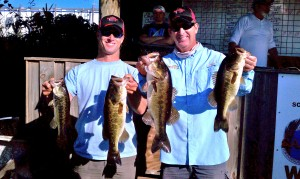 Fish with a Professional -Bass Tournament Winners