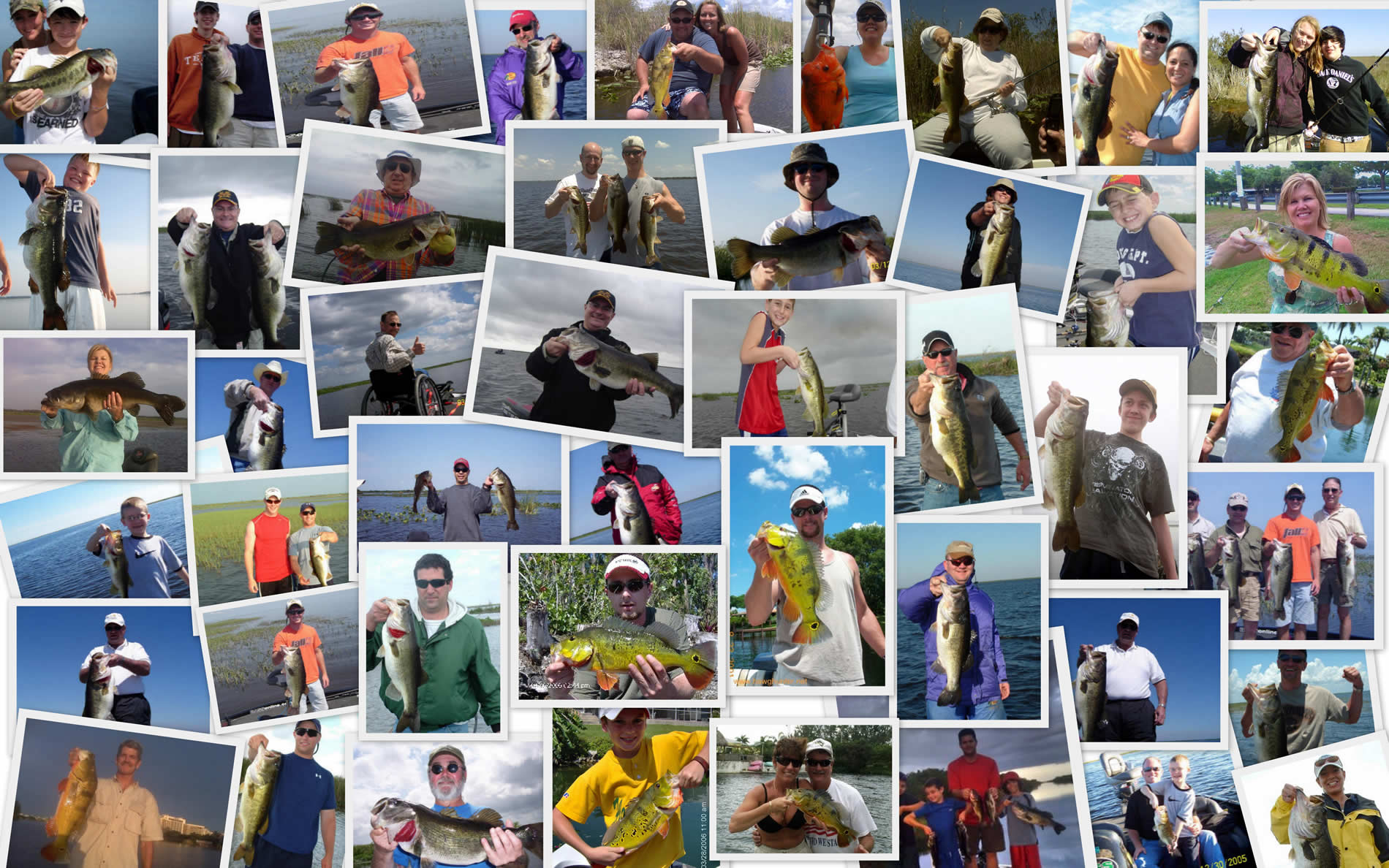 our guarantee to Florida Bass Fishing Anglers