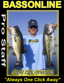central florida fishing guides - Capt Kip