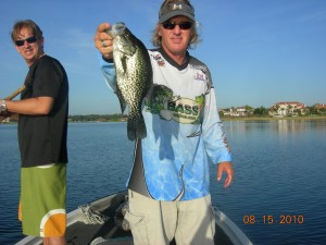 Florida Crappie Fishing