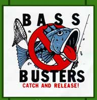 Bass Buster Tournament Trail