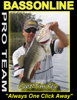 Orlando Fishing Guide Capt Tim Fey