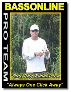 Ray Malafarina - Okeechobee Fishing Guide