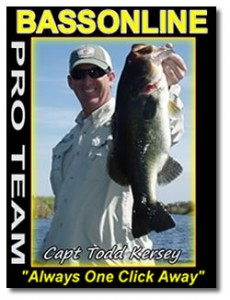Todd Kersey - Lake Okeechobee Fishing Guides