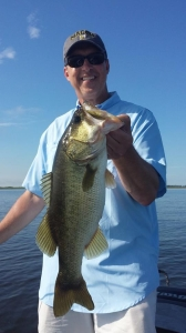 Mike and Mark Go Bass Fishing