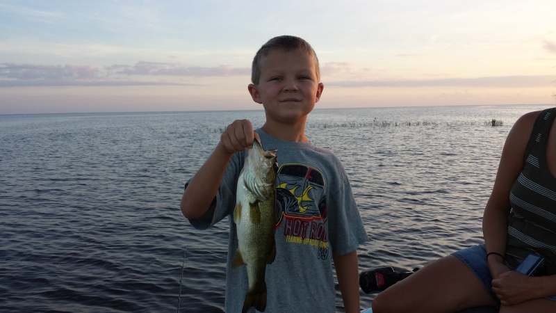A Special Day on Lake Okeechobee