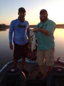 Johns Lake Produces for Bass Pro Shops