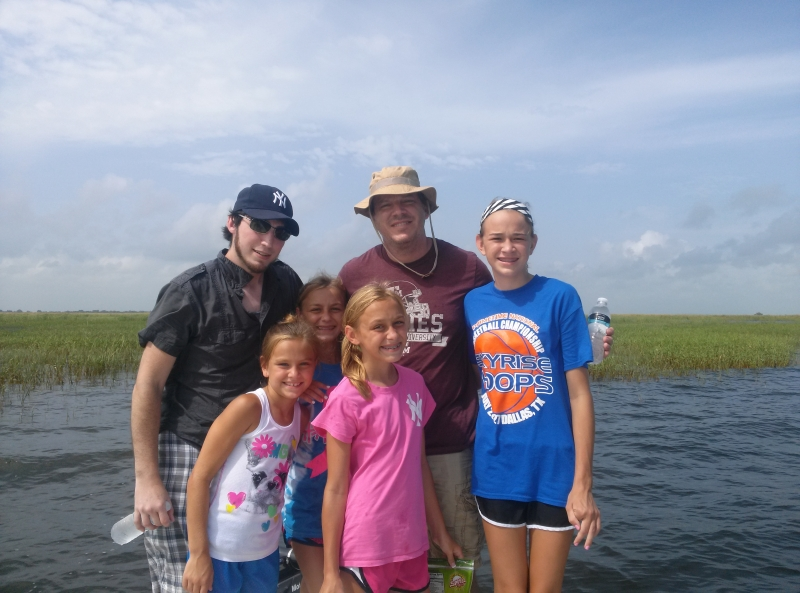 Fishing Family on Lake Okeechobee with Capt Mark Rogers