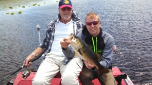 Captain Steve Lake Toho Fishing Report