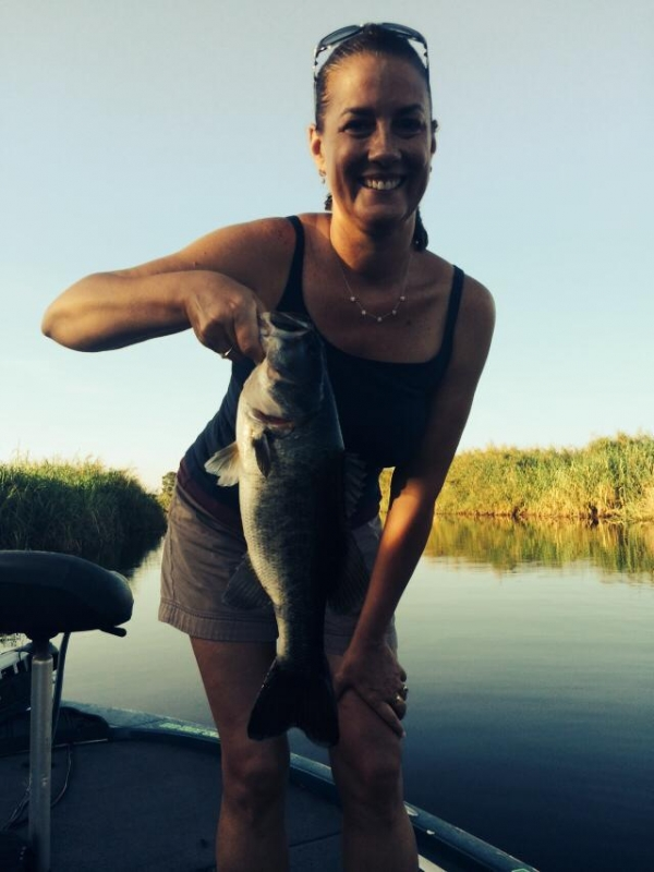 Ninety Fishing Caught in Florida Everglades