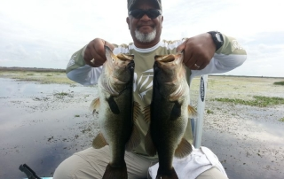Fishing is still red hot in Kissimmee