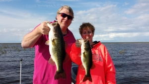 Super time at Lake Okeechobee