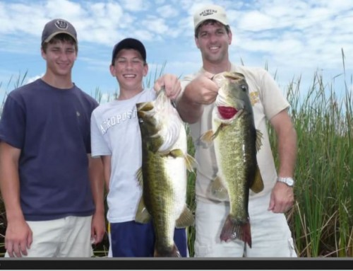 Everglades Bass Fishing with Captain Brett Isackson in South Florida