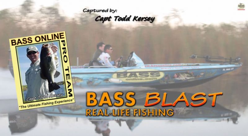 Bass Blast - Florida Everglades Fishing