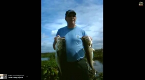 Canadian Style Bass Fishing on Lake Okeechobee