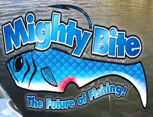 Mighty Bite Lure Commercial