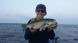 Mark with a nice Bass