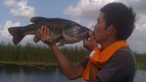 Love the Everglades Fishing