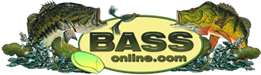 Especialistas Bass Fishing Logo Móvel