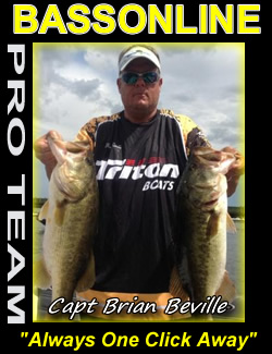 Brian Beville fsihing guide