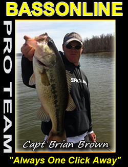 Clewiston Fishing Guide - Capt Brian Brown