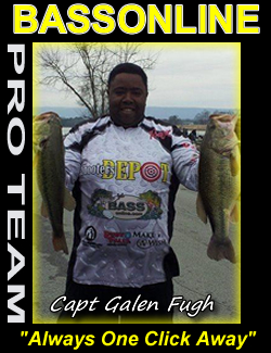 Clewiston Fishing Guide - Captain Galen Fugh