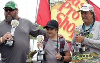 Hot Rods and Reels Winners