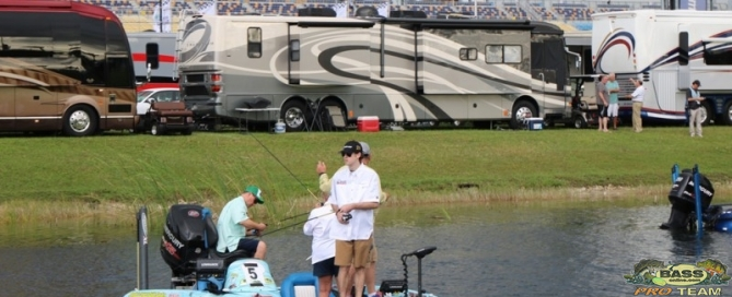 2016 Miami-Homestead Speedway Fishing