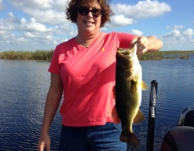 Everglades Bass fishing report