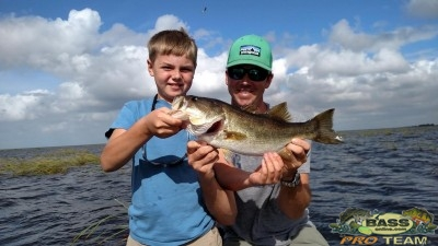 Okeechobee Largemouth Bass fishing