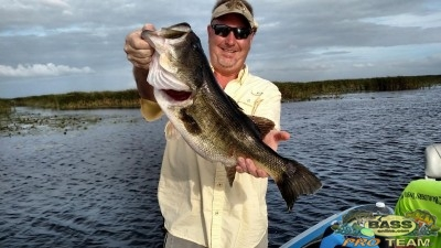 Fresh water Bass fishing Lake Okeechobee report