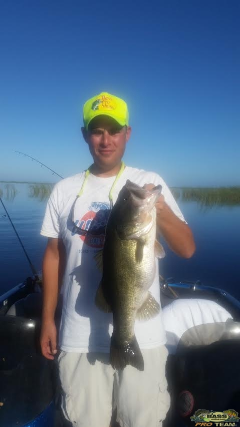 Lake Okeechobee Bass fishing