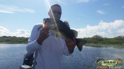 Lake Toho Bass fishing report
